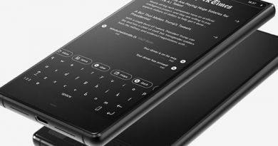 Упрощённый смартфон Blloc
