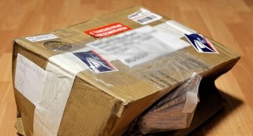 Что делать, если почта повредила посылку?