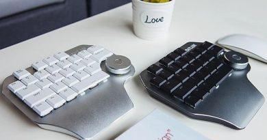 Клавиатура для веб-дизайнеров, художников и редакторов Delux Designer