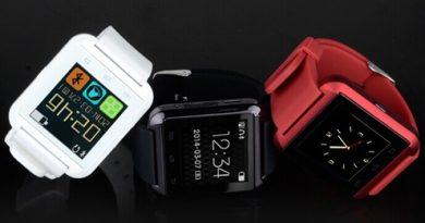 недорогие смарт-часы из магазина GearBest