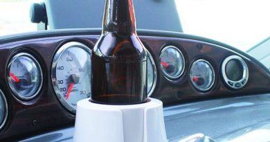 Универсальная подставка для кружек и бутылок TableCoaster