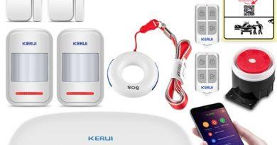 Комплект GSM-сигнализации Kerui
