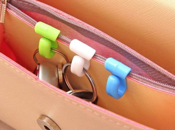 Крючки для женских сумочек
