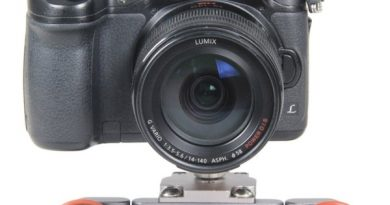Роликовая электротележка для фототехники