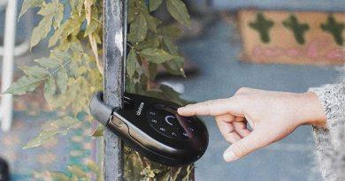Умный кейс для хранения ключей Igloohome