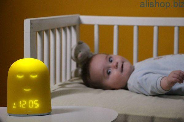 Умный детский будильник Remi