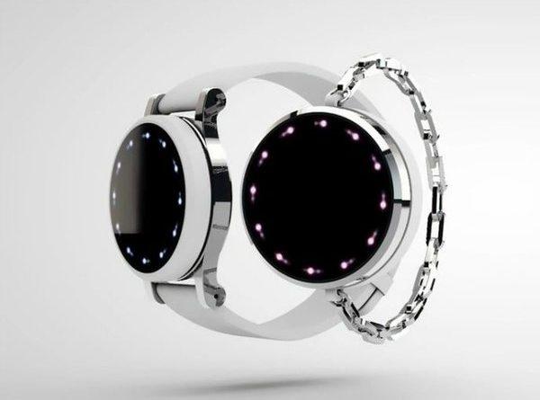 Умные часы для обеспечения личной безопасности Clicker RANG