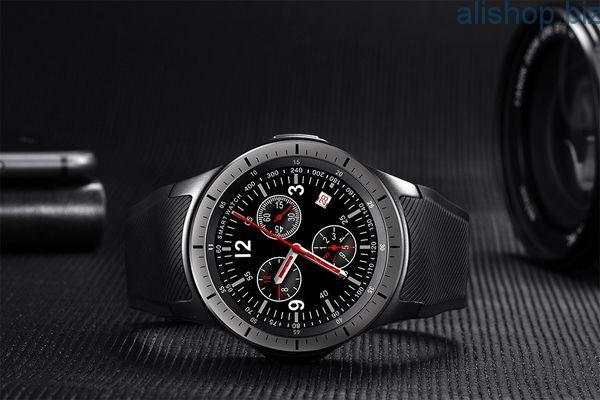 Умные часы с GPS и датчиком пульса Lemfo LF16