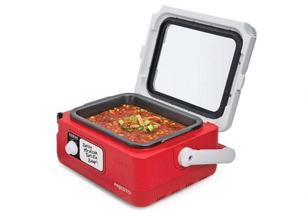 контейнер для медленного приготовления еды Nomad