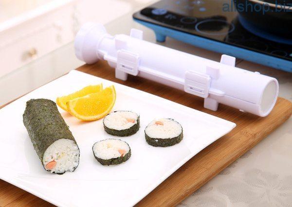 Кулинарный шприц для приготовления суши-роллов