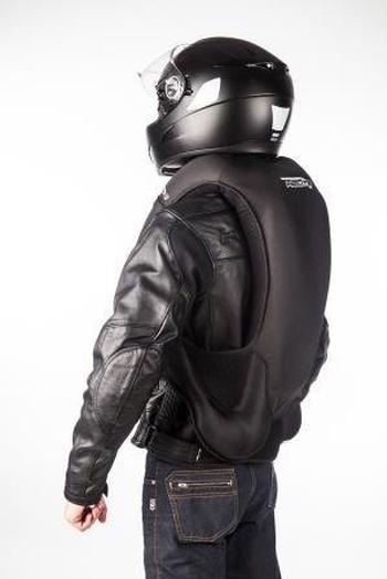 Надувной жилет безопасности для мотоциклистов Helite