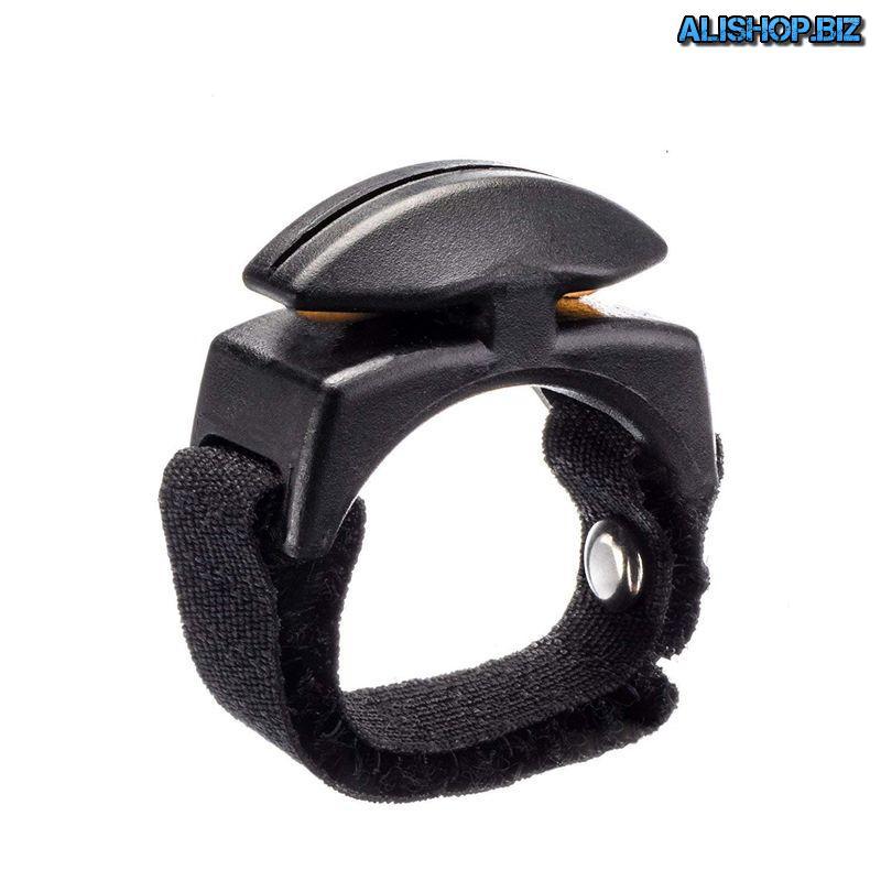 Рыбацкое кольцо для быстрого разрезания лески Line Cutterz
