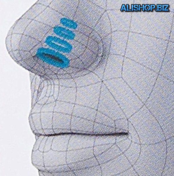 Пластиковые вставки в нос против храпа