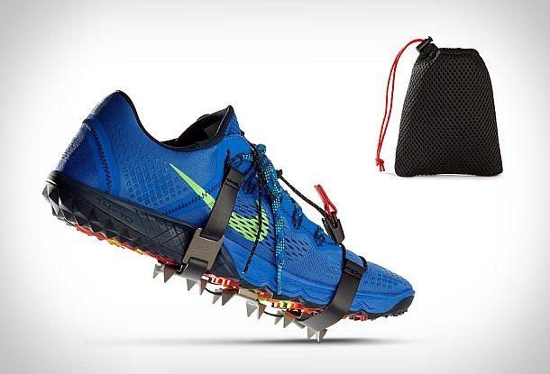 Противоскользящие шипованные насадки для обуви Vargo V3