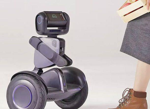 Робот гидроскутер