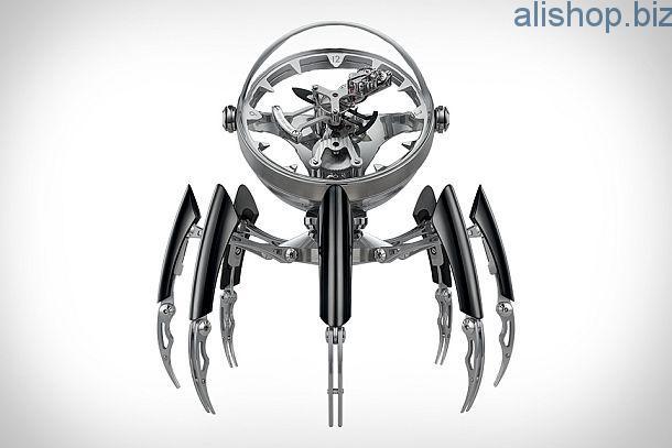 Часы «Восьминог» Octopod от компании MB&F