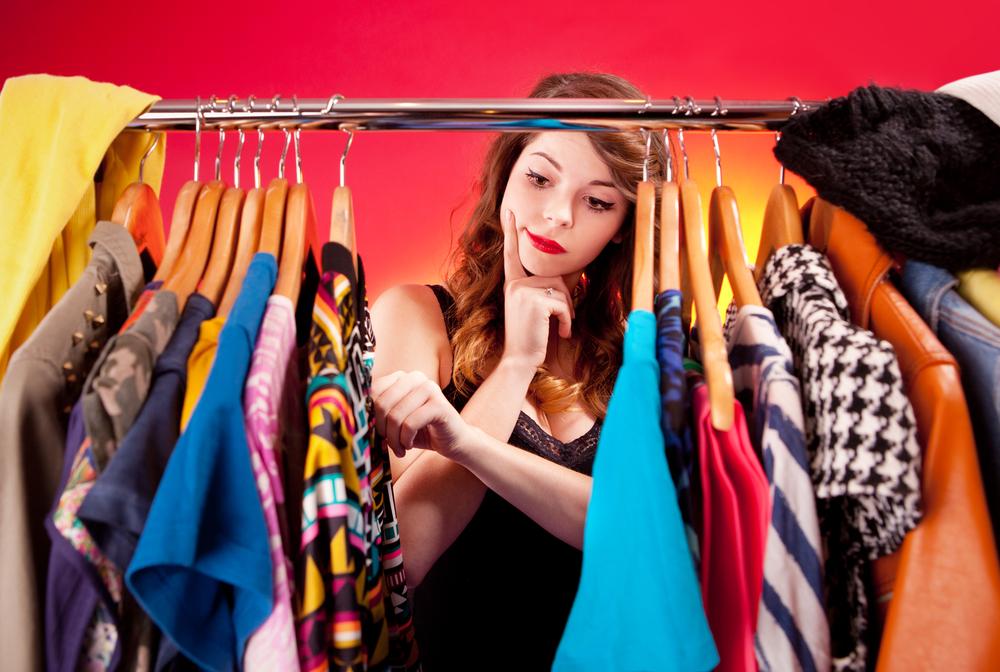 Лайфхакинг: разумная покупка женской одежды
