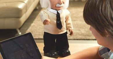Робот «Профессор Эйнштейн»