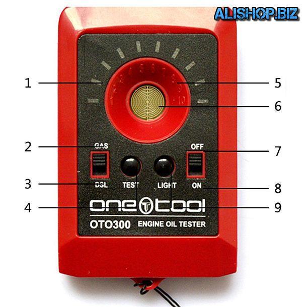 Тестер моторного масла OTO300 OneTool