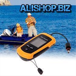 Эхолот Fishfinder - незаменимый помощник рыбака