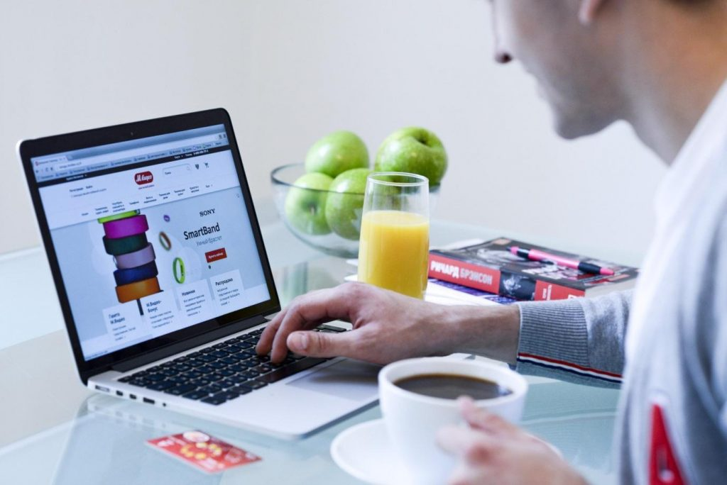 Как выгодно совершать покупки в интернете