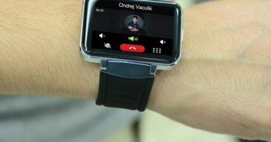 Умные часы с GPS-модулем Letine DM98