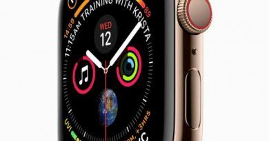 Обновлённые Apple Watch 4