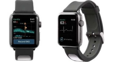 Кардиобраслет Kardia для Apple Watch