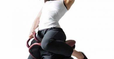 Седловой фитнес-тренажёр Rodeo Boy