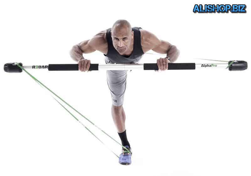 Фитнес-шест R3BAR AlphaPro