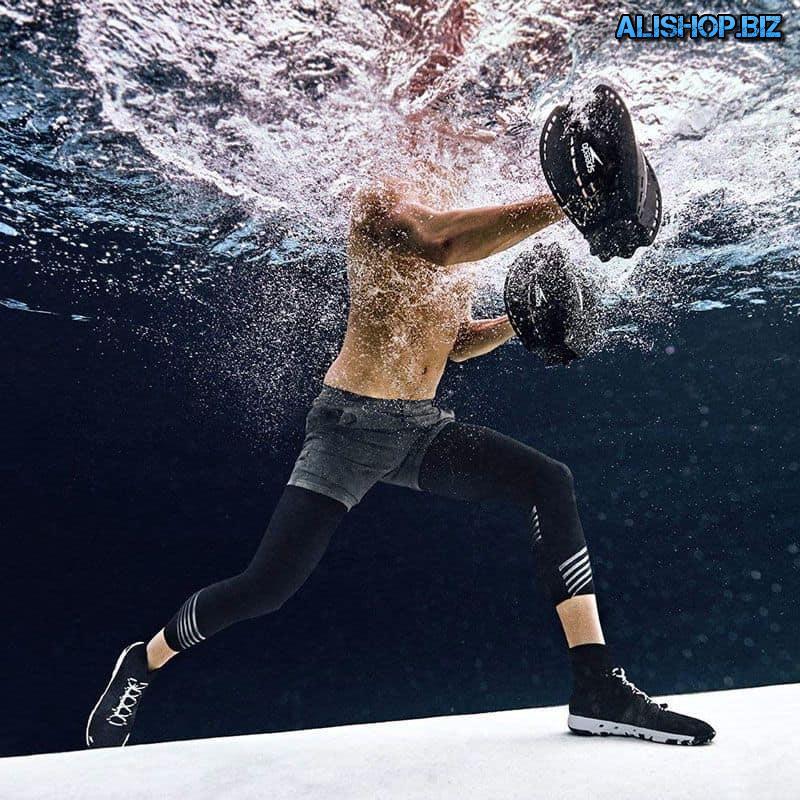 Подводные гантели от Speedo