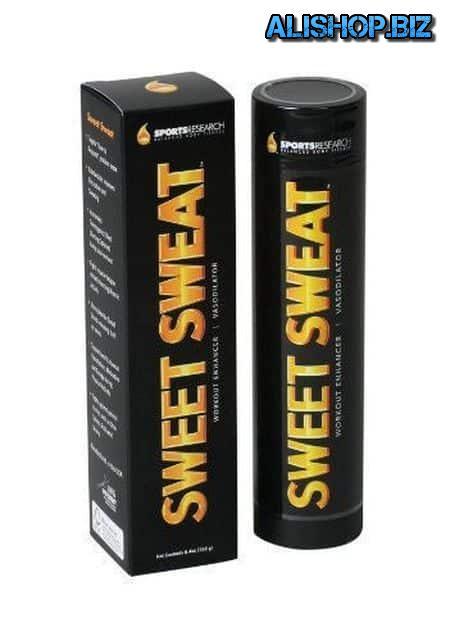 Жиросжигатель Sweet Sweat для наружного применения