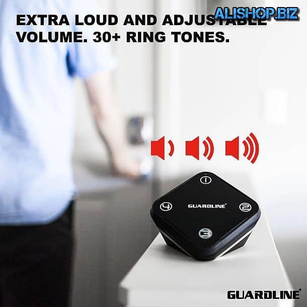 Простая беспроводная сигнализация Guardline