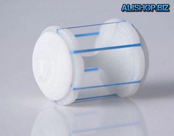 Зубная нить, которой можно пользоваться без рук CrossFloss
