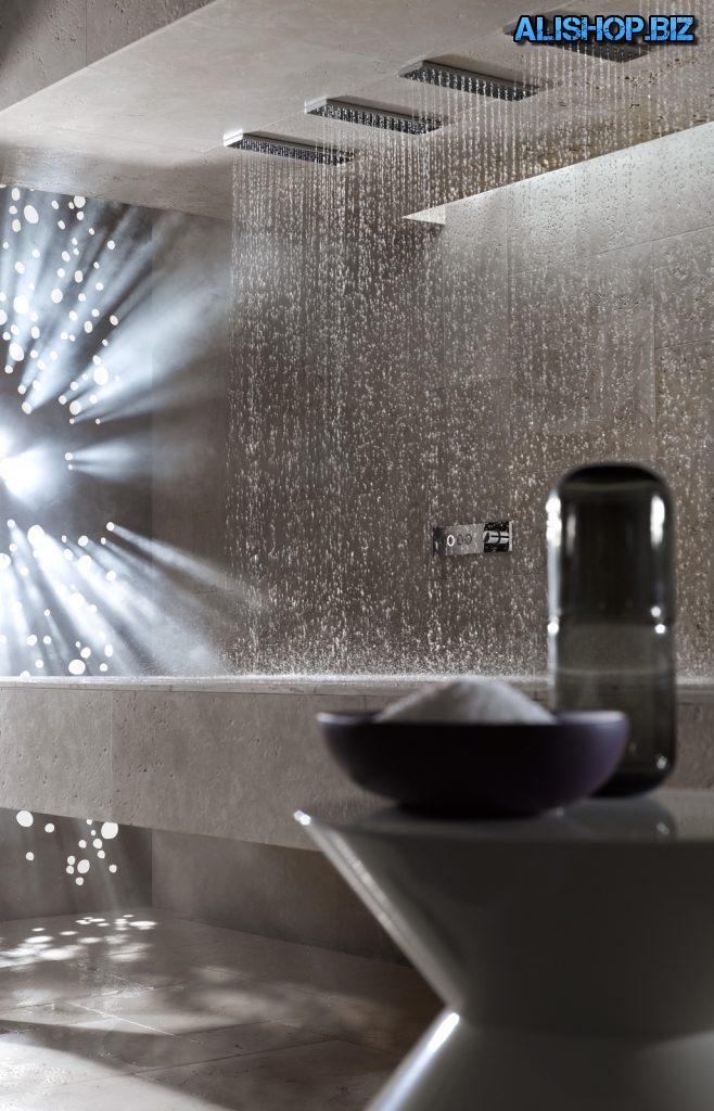 Горизонтальный SPA душ Dornbracht's