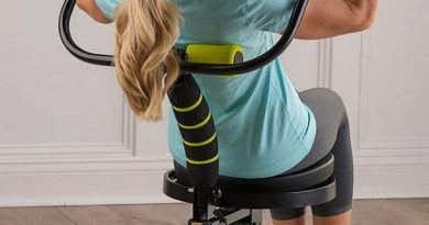 Кресло-тренажер для спины