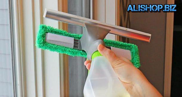 Мультипульверизатор для мытья окон 3 в 1 eLimpio Magic Wiper