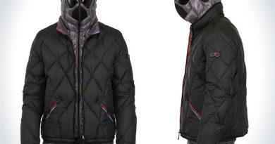 Куртка на молнии от снега Goggle Zip