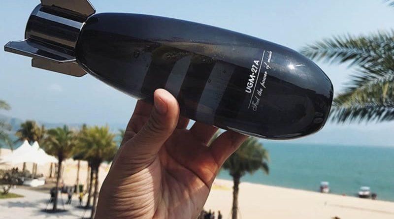 Спортивные бутылки Harajuku в виде бомбочек