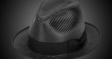 Карбоновая шляпа