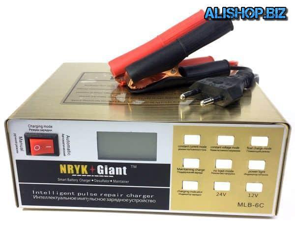 Интеллектуальное зарядное устройствоMLB-6C