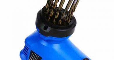 Электроточило для свёрл от 3 до 12 мм