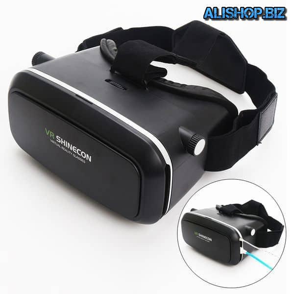 Удобные очки VR Shinecon