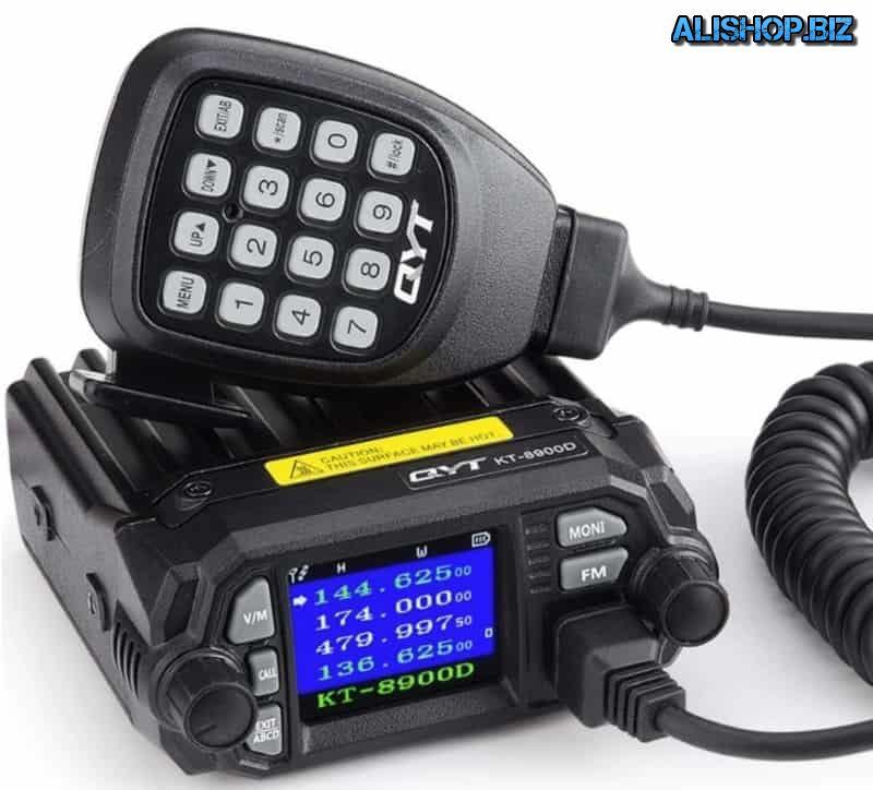 Устройство автомобильной радиосвязи QYT KT-8900D