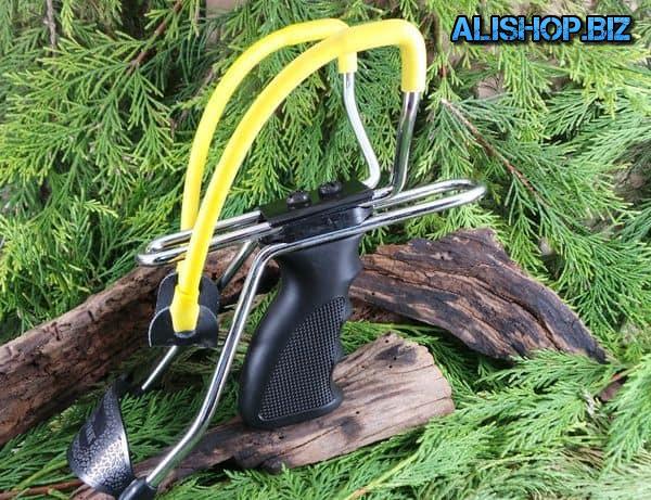 Рогатка с пистолетной рукояткой Tauren Talon Grip Adjustable