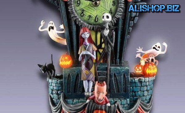 Настенные часы (Nightmare Before Christmas)