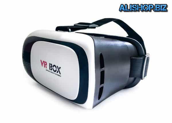 Популярные очки VR Box II