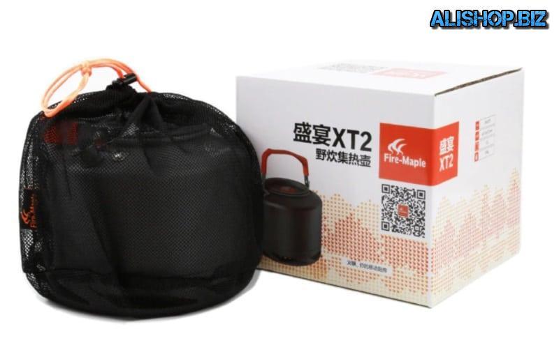 Компактный чайничек Fire-Maple