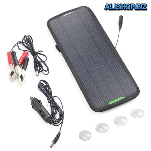 Портативный солнечный зарядник для авто Allpowers