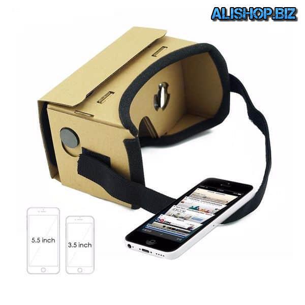 Базовая модель очков Google VR 2.0